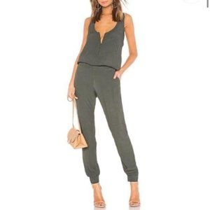 Monrow Army Green Jumpsuit